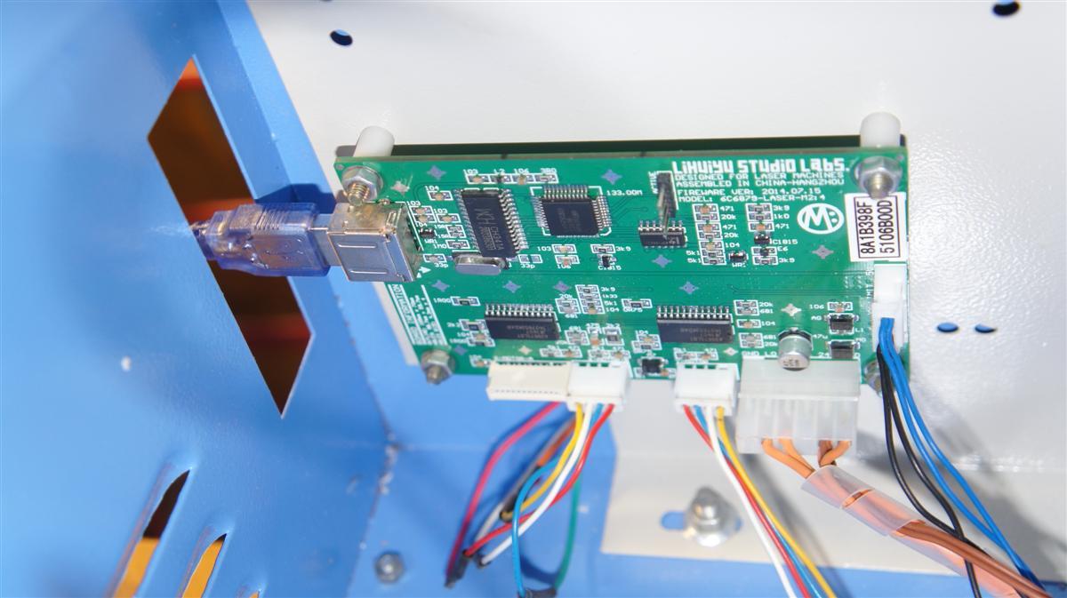 40w Co2 Laser Cutter Engraver
